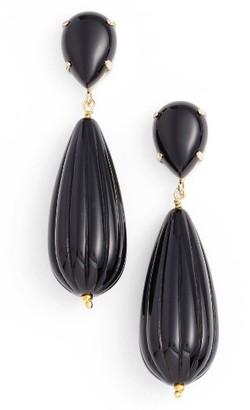 Women's Zenzii Teardrop Earrings $28 thestylecure.com