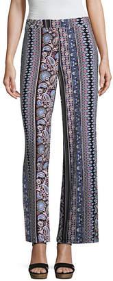 Liz Claiborne Wide Leg Knit Pants