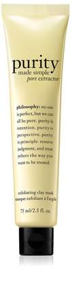 Simple Philosophy Purity Made Pore Extractor Clay Mask 75ml