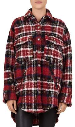 The Kooples French Check Shirt