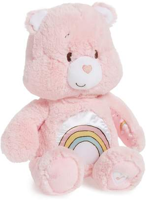 Kids Preferred Care Bears Cheer Bear Light-Up Plush Toy