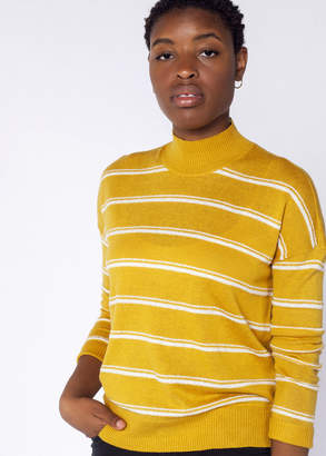 RVCA Armed Sweater | Wildfang - Armed Sweater - YELLOW - XSMALL