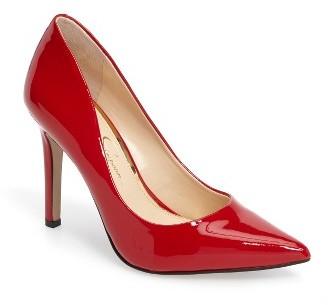 Women's Jessica Simpson Cassani Pointy Toe Pump $88.95 thestylecure.com