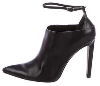 Alexander Wang Audrey Pointed-Toe Booties