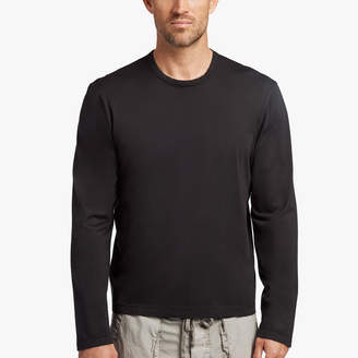 James Perse SOFT TOUCH JERSEY CREW
