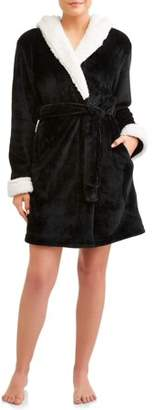 Body Candy Women's Luxe Critter Robe