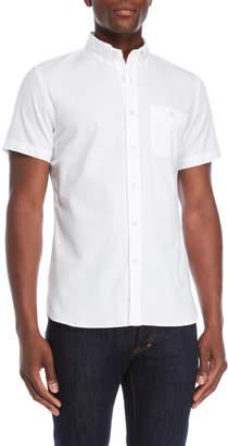 Todd Snyder Button-Down Short Sleeve Shirt
