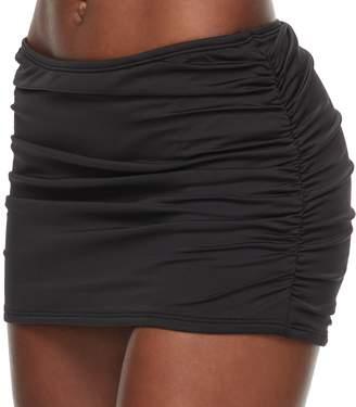 Apt. 9 Women's Hip Minimizer Ruched Skirtini Bottoms