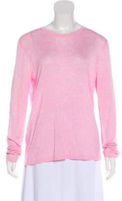 Michael Kors Lightweight Scoop Neck Sweater