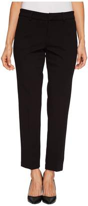 Liverpool Petite Kelsey Straight Leg Trousers in Super Stretch Ponte Knit Women's Casual Pants