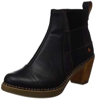 Art Women's Sol Ankle Boots, (Memphis Black 1162)
