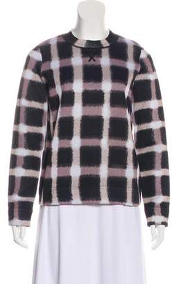 Marc by Marc Jacobs Printed Knit Sweater