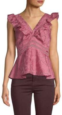 Rebecca Taylor Sleeveless Aly Top