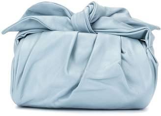 REJINA PYO Nane knotted bow-handle bag