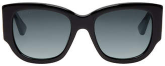 Gucci Black Sylvie Sunglasses