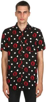 Stevie Printed Short Sleeve Shirt