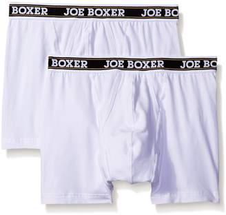 Joe Boxer Men's Underwear 2 Pack Boxer Brief