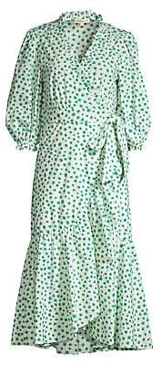 Rebecca Taylor Women's Emerald Daisy Dress - Size 0