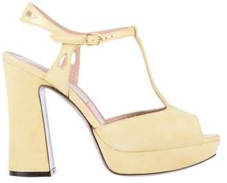dcdefbac3c3 L'Autre Chose Yellow Sandals For Women - ShopStyle UK