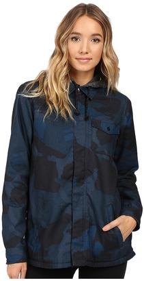 Burton Calla Long Sleeve Woven $119.95 thestylecure.com