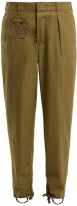 MYAR 1980s ROP80 Romanian stirrup army trousers