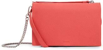 AllSaints Small Leather Fetch Cross Body Bag