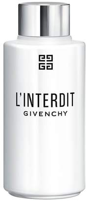 Givenchy L'Interdit Bath and Shower Oil