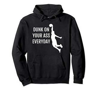 Basketball Hoodies Funny