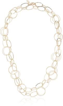 """ABS by Allen Schwartz Summer Nights Link Strand Necklace, 47"""""""