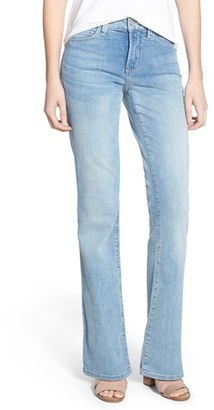 Women's Nydj 'Barbara' Stretch Bootcut Jeans $124 thestylecure.com