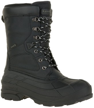 Kamik Nationpro Men's Waterproof Winter Boots