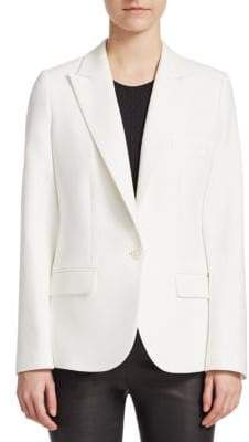 Saks Fifth Avenue COLLECTION Notch Collar Blazer