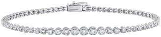 Diana M Fine Jewelry 14K 2.00 Ct. Tw. Diamond Tennis Bracelet