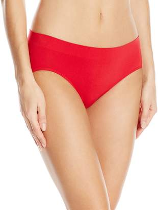 Bali Women's Seamless All-Over Smoothing Hipster Brief