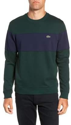 Lacoste Regular Fit Crewneck Sweatshirt