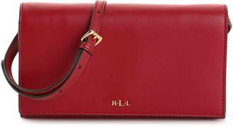 Lauren Ralph Lauren Dowell Leather Crossbody Bag - Women's
