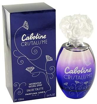 Parfums Gres Cabotine Cristalisme Women Eau De Toilette Spray 3.4 oz