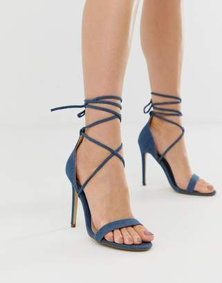 a82ed105448f Missguided Heeled Sandals For Women - ShopStyle UK
