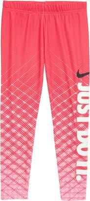 Nike Dry Verbiage Leggings