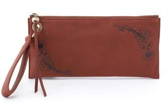 Hobo Vida Floral Leather Wristlet