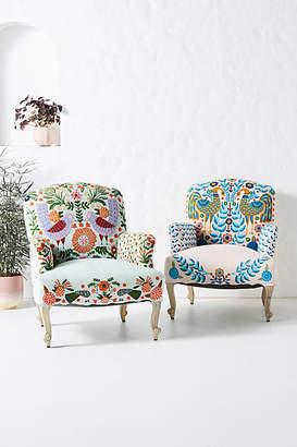 Anthropologie Jimena Occasional Chair