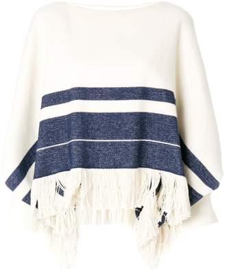 Chloé Oversized Blanket Sweater