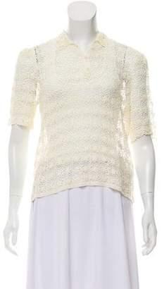 Ralph Lauren Open Knit Top w/ Tags