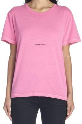 Saint Laurent 'saint Laurent Rive Gauche' T-shirt