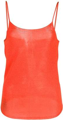 Lemaire scoop neck camisole