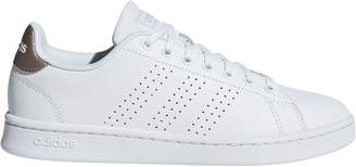 adidas Logo Leather Low-Top Sneakers