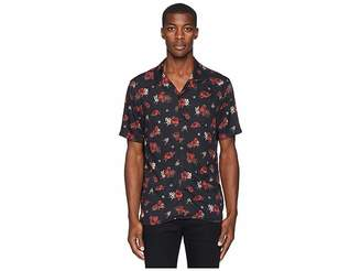 The Kooples Hawaiian Flower Shirt