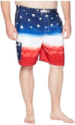 Polo Ralph Lauren Big Tall Polyester Kaiula Swim Trunk Men's Swimwear
