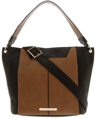 At Ebay Jag New Aruba Zip Top Hobo Bag Black