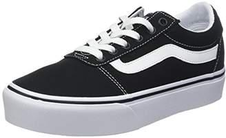 Vans Women s Ward Platform Low-Top Sneakers 91d241d7b